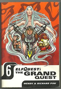 Elfquest The Grand Quest Volume 6 (DC Comics) Digest TPB Graphic Novel