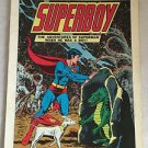 Superboy Aurora Comic Scenes For Kit #186 Comic Supplement GD/VG