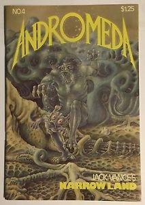Andromeda #4 (Andromeda Publishing) FN Condition