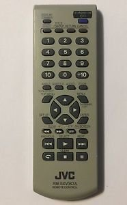 JVC RM-SXV057A Remote Control Controller