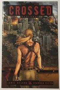 Crossed Badlands #4 (March 2012, Avatar Press) VF Condition Jamie Delano