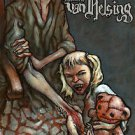 Chronicles of Van Helsing Sally's Feeding Time 11x17 Inch Poster by Tony Morgan
