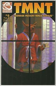 TMNT Teenage Mutant Ninja Turtles #6 (Mirage 2001 Series)