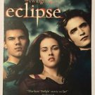 The Twilight Saga Eclipse Blu-Ray Blockbuster Artwork Display Card