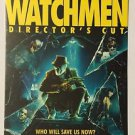 Watchmen Director's Cut Blu-Ray Blockbuster Artwork Display Card