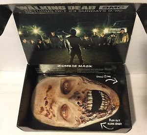Loot Crate The Walking Dead Box With Zombie Mask October 2016
