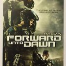 Halo 4 Forward Unto Dawn Blockbuster Artwork Display Card