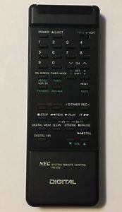 NEC RB-D25 Digital System Remote Control Controller