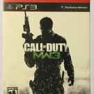 Playstation 3 Call of Duty MW3 Blockbuster Artwork Display Card