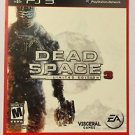 Playstation 3 Dead Space 3 Limited Edition Blockbuster Artwork Display Card