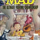 Mad Magazine #348 (Aug 1996, EC) The Ultimate Fighting Championship Parody Cover