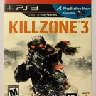 Playstation 3 Killzone 3 Blockbuster Artwork Display Card