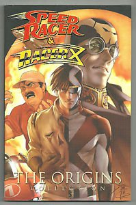 Speed Racer Lot of 3 TPB Graphic Novels Volume 1 Racer X 1 Speed Racer & Racer X