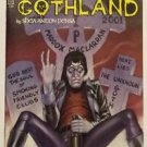 Afterlife in Gothland #5 (NBM) VF Condition  Shea Anton Pensa