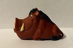 The Lion King Pumbaa Energizer Squeeze Light Disney Tested and Working