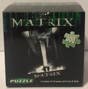 Matrix Puzzle 300 Piece 11x14 Inch Cardinal Brand New