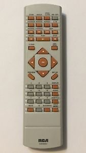 RCA RCR195DA1 Remote Control Controller