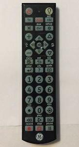GE 24116-V4 1235 Remote Control  Controller