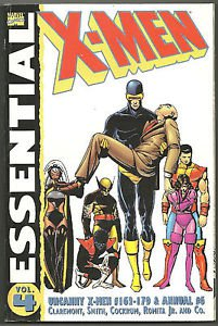 Essential X-MEN Volume 4 (Marvel Comics) TPB Graphic Novel