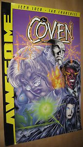 Coven 11x17 inch Poster from Awesome Comics by Ian Churchill