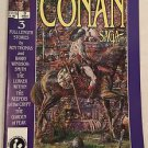 Conan Saga #3 (Jul 1987, Marvel) VG/FN Condition Comic Magazine
