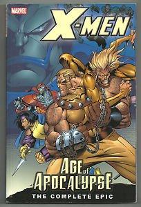 X-MEN The Complete Age of Apocalypse Epic Volume 1 TPB Graphic Novel (Marvel)
