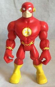 DC Super Friends Flash 6 Inch Action Figure Mattel