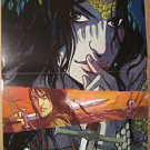 Brian Wood's The Massive And Conan Promotional Flip Poster 11x17 inches Cloonan