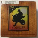Acid Cigars By Drew Estate Kuba Maduro Empty Cigar Box
