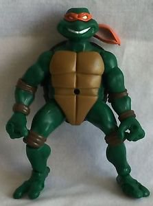 Teenage Mutant Ninja Turtles Michelangelo Action Figure 2003 TMNT 5 Inches