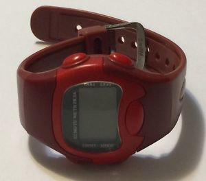 McDonalds Red Digital Wrist Watch