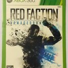 Xbox 360 Red Faction Armageddon Blockbuster Artwork Display Card