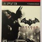 Playstation 3 Batman Arkham City Blockbuster Artwork Display Card