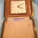 Folding Alarm Travel Clock by Phinney Walker