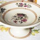 Vintage, Porcelain, Compote, Bauscher Ivory, Weiden Germany