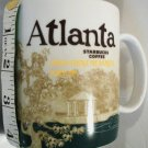 Starbucks Atlanta Coffee Mug Cup