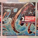 Lot Of Three CD Volumes, Coca Cola, Warner Bros., Vintage New Old Stock