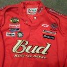 Budweiser King of Beers, Dale Earnhardt Nascar Racing Jacket