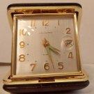 Hamilton Alarm Date Calendar Travel Clock, Japan