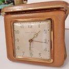 Phinney Walker Wind Up Alarm Travel Portable Clock