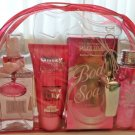 The Republic of Pink Bliss Perfect Pomegranate Bath and Body Set