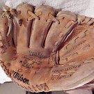 Wilson Sports Glove, Barry Bonds Signature, Baseball  Vintage