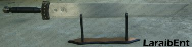 """Final Fantasy Cloud Buster Sword 42"""" with Free Stand+Sheath"""