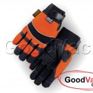MAJESTIC 2145HOH Heatlok Lined Ski-Dry2 Waterproof Armor Skin Gloves - Size XL