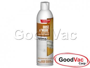 Champion Dust n More Dusting Spray Lemon Oil Emulsion No-Wax Formula 4385152