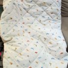Two Kidsline by Carters Pack and Play Covers or Changing Pad Covers Zoo Animals