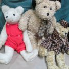 Three Bears Boyds Preferred Collection Bear Killington Green Mountain Bear Lg Ty