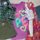 Justice Girl Tops Long Short Sleeve With Justice Baby Phat Jeans  Hoodies Sz 14