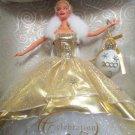 2000 Celebration Princess Barbie Doll With Hallmark Keepsake Ornament NIB