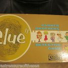 1963 Clue  Parker Brothers Detective Mystery Board Game Complete